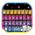 Color Glitter Keyboard icon
