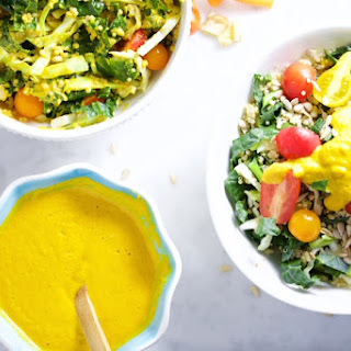 Creamy Ginger Dressing Recipes