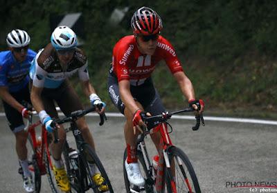 Louis Vervaeke lijkt op weg naar de uitgang bij Team Sunweb