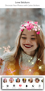 Heart Crown Photo Editor - Live Face, Collage