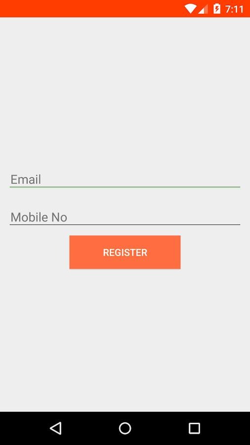 Vehicle registration slot