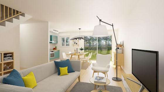 Vente maison 4 pièces 78,67 m2