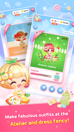 LINE PLAY - Our Avatar World 7.7.1.0 screenshots 10