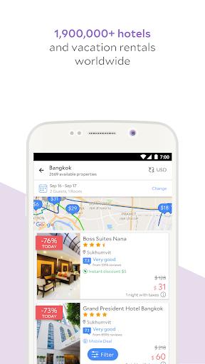 Agoda u2013 Hotel Booking Deals 6.41.0 screenshots 2