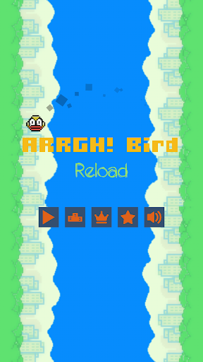 Alpha ARRGH! Bird screenshot