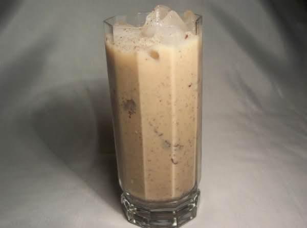 Almond Mocha Iced Coffee
