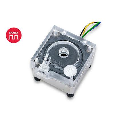 EK pumpe m/pumpetopp, EK-XTOP DDC 3.2 PWM Elite - Plexi
