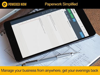 Powered Now: Invoice App- screenshot thumbnail