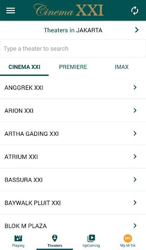 Cinema 21 - Official  screenshots 3