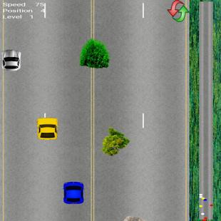 car racing classic - náhled