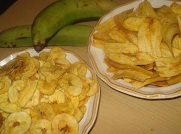 Chicharitas Or Mariquitas (cuban Plantain Chips) Recipe