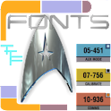 All Trek Fonts Pack icon