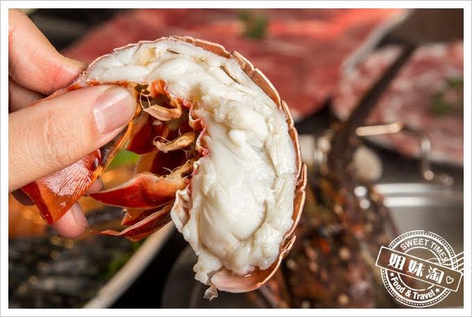 舞古賀鍋物專門店痛風蝦爆套餐