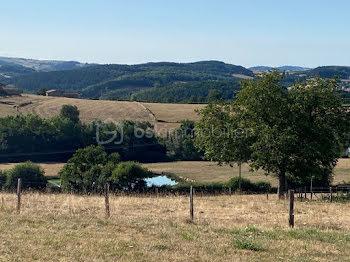 terrain à Saint-Symphorien-de-Lay (42)