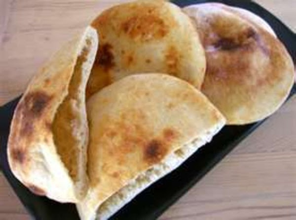 Veggie Pitas Recipe