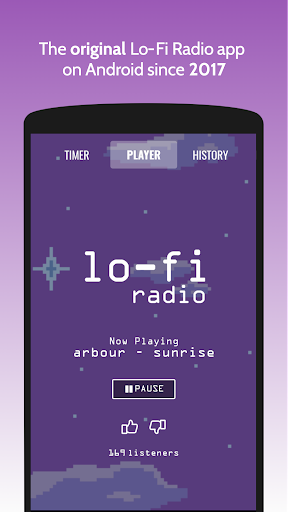 Download Lo-Fi Radio - Work, Study, Chill on PC & Mac with AppKiwi