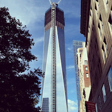 Photo: Work continues on the Freedom Tower
