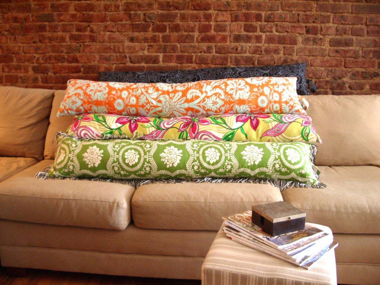 Форма диванных подушек