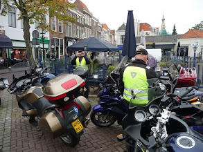 Photo: lunch in Zierikzee
