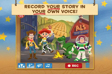 Toy Story: Story Theater- screenshot thumbnail