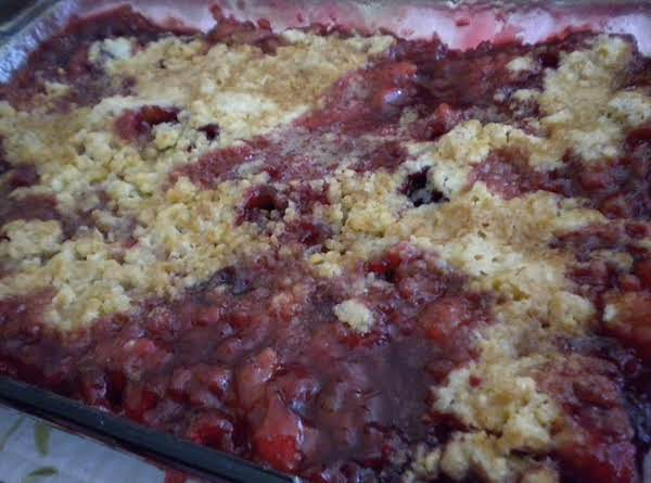 2nd Blackberry Cobbler From Our Garden Recipe