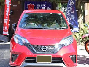 ノート E12改 e-power nismo sのカスタム事例画像 悠平さんの2020年10月25日21:53の投稿