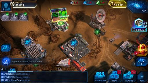 Stellar Age: MMO Strategy 1.8.0.0 Cheat screenshots 6