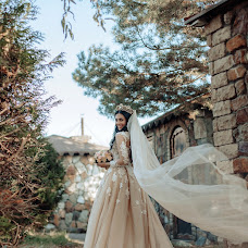 Wedding photographer Irina Kaloeva (Kaloeva). Photo of 08.12.2017
