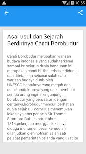 Sejarah Candi Borobudur - náhled