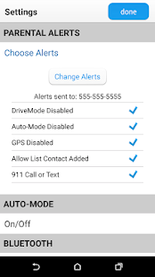 AT&T DriveMode- screenshot thumbnail