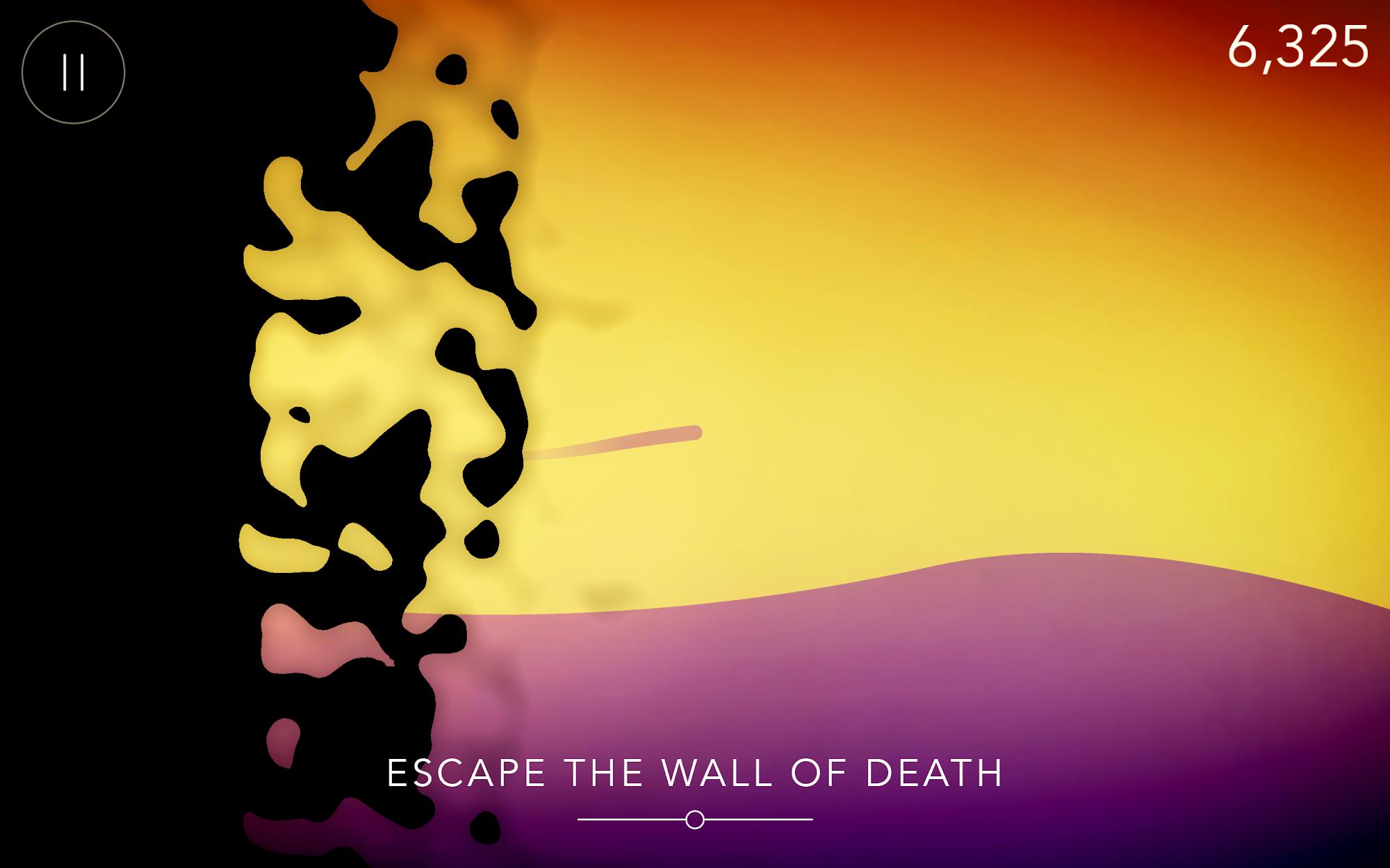 FLO Game - Free challenging infinite runner screenshot #5