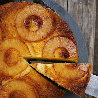 CAMP PINEAPPLE UPSIDE-DOWN CAKE