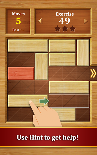 Move the Block : Slide Puzzle 6.1.0 screenshots 1