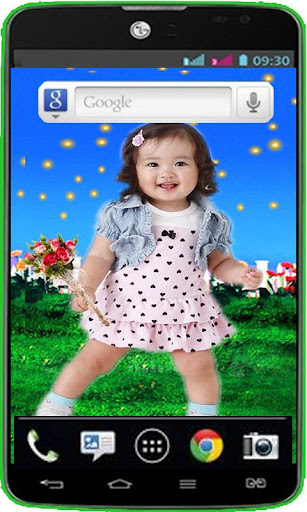 玩免費個人化APP|下載Cute Kids Live Wallpaper app不用錢|硬是要APP