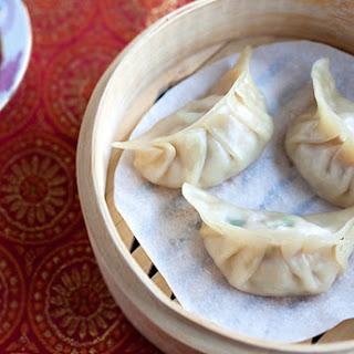 Steamed Dumplings.