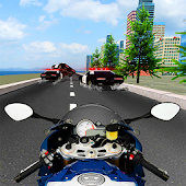 STUNT BIKE RACING EXTREME HIGHWAY ATTACK