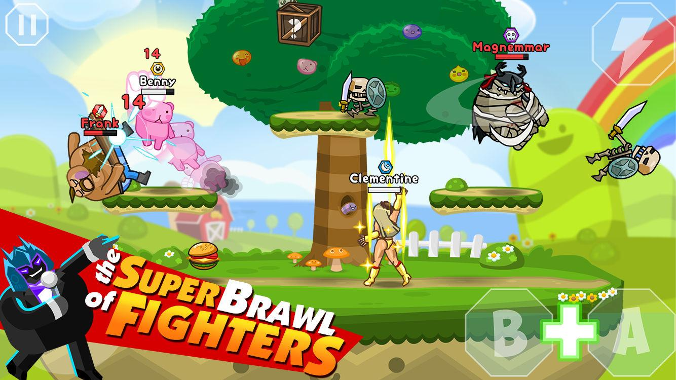 Super Boys - The Big Fight- screenshot