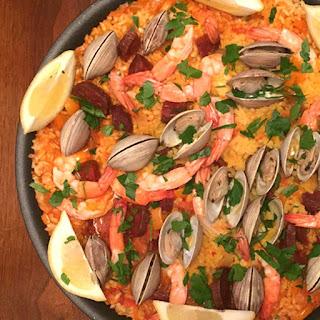 Perfect Paella Mixta