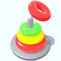 Color Sort 3D icon