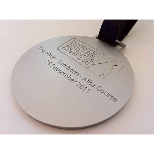 Custom Engraved Medals for Events & Competitions