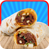Burrito Maker - Cooking Game