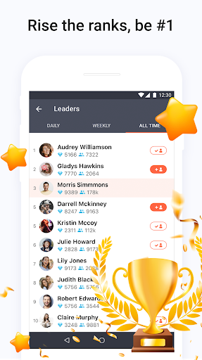 Tango - Live Video Broadcasts and Streaming Chats screenshot 8