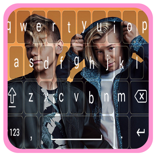 Marcus and Martinus keyboard