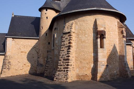 photo de PAROISSE DE NOYEN : TASSE : Eglise St André