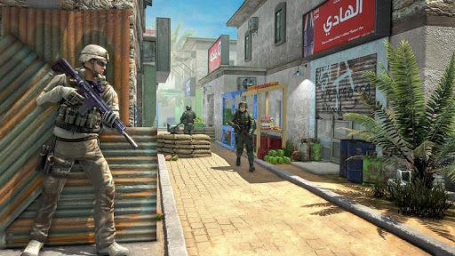 Modern Commando Action Games apkpoly screenshots 1