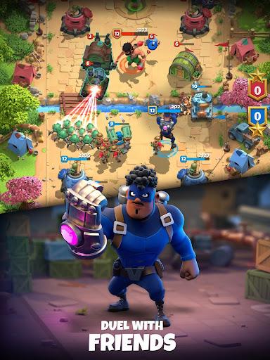 War Alliance: Heroes screenshot 8