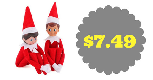New Elf on The Shelf Plush Dol...
