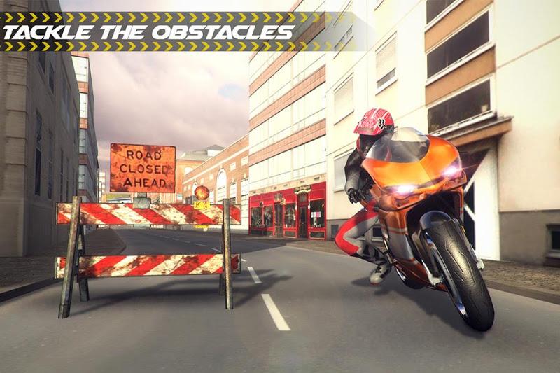Скриншот Country Moto Bike Racing Lite