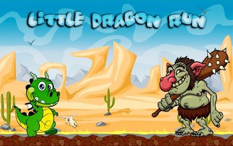 Little Dragon Run screenshot 4