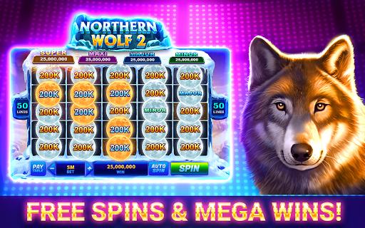 GSN Casino: Play casino games- slots, poker, bingo 4.13.1 screenshots 14